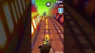 Revisitado a primeira atualização de halloween do subway surfers parte 2