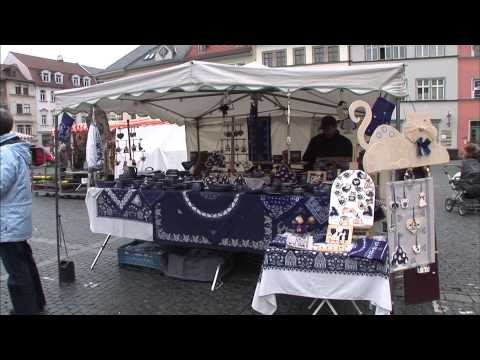 【K】Germany Travel-Weimar[독일 여행-바이마르]바이마르 시청사 광장/City Hall on Market square/Market