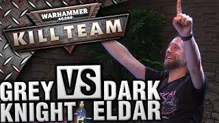 Warhammer 40k: Kill Team | Grey Knights vs Dark Eldar