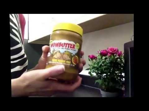 WOWBUTTERnut free, gluten free peanut butter review