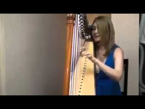 BALLADE POUR ADELINE(played HARP INSTRUMENT)