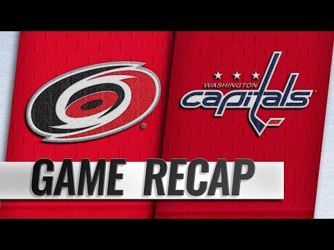 Oshie, Stephenson pace Capitals to third straight win