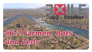 Arma 3: Exile DayZ Mod #6.2 Farmen, Bots und Zeds [German] [Frozen-Crusade]