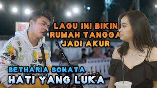 Hati Yang Luka - Betharia Sonata (COVER) By Tri Suaka