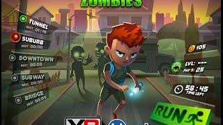 Facebook GameRoom: Faster Than Zombies (Walkthrough) prt1