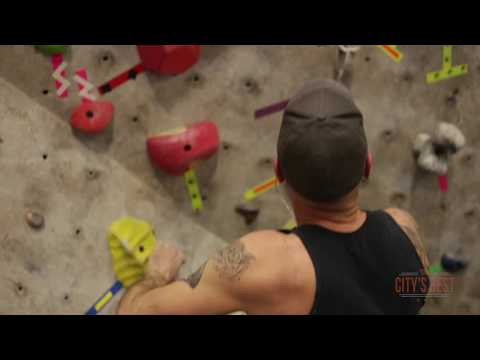 The City's Best (Red Rock Climbing Center in Las Vegas, Nevada Ep.1)