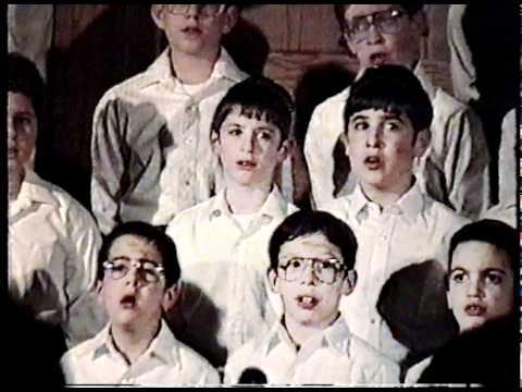 1992 Hebrew Academy of Cleveland Choir - Acheinu