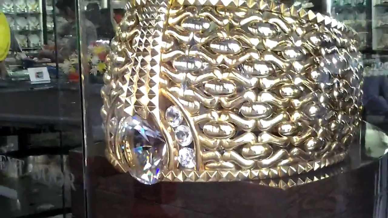 World S Largest And Heaviest Gold Ring Dubai أكبر وأثقل
