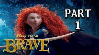 Brave Walkthrough - Part 1 The Adventure Begins with Tara! Let's Play