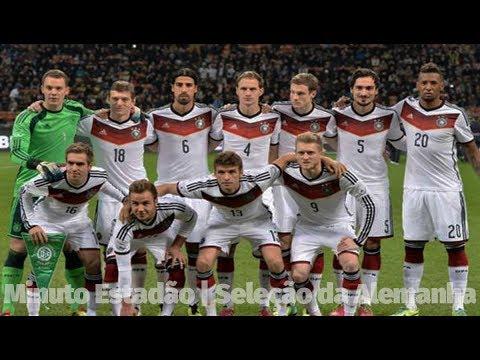 af837dcd0f80e Seleção da Alemanha