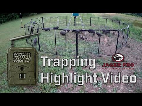 JAGER PRO™ Trapping Highlight Video