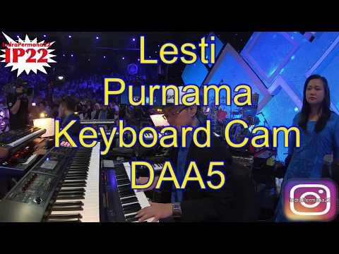 """Lesti """"Purnama"""" (Keyboard Cam DAA5)"""