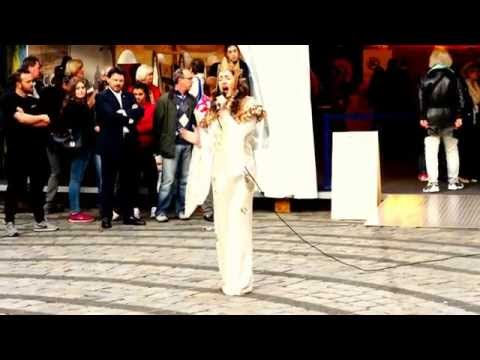 Galician Queen singing Mystical Song