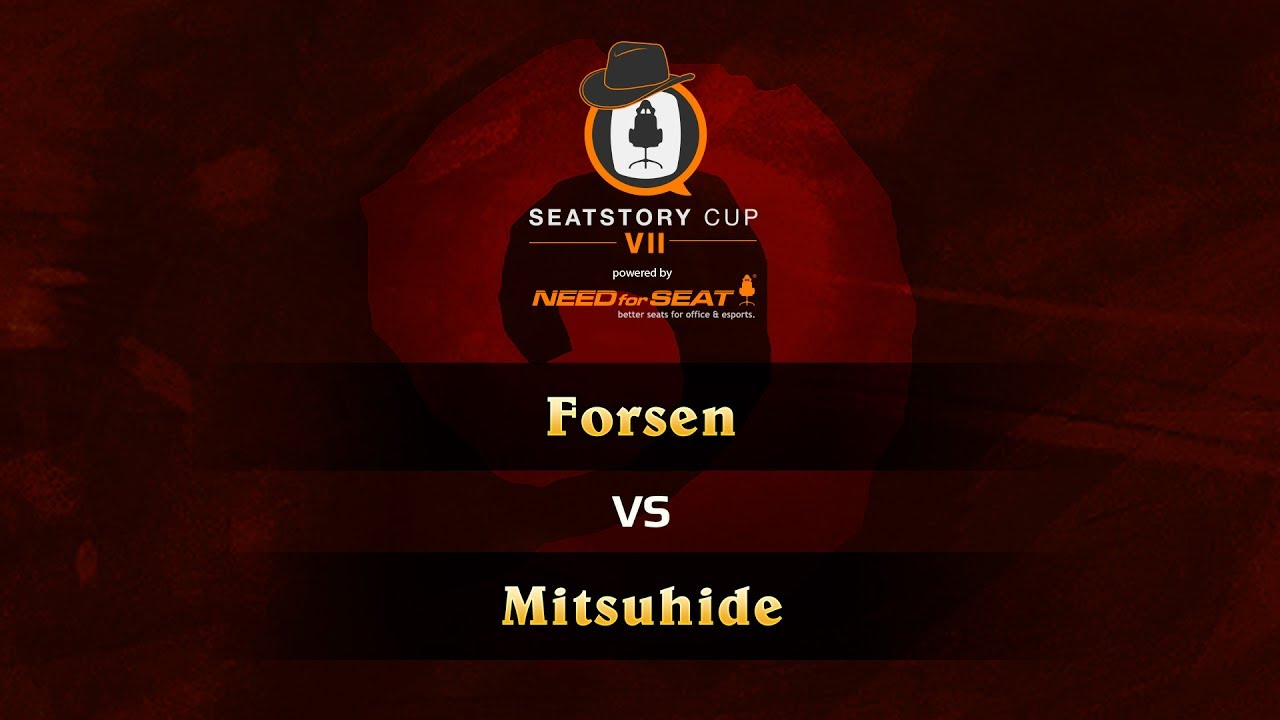 Forsen vs Mitsihide, SeatStoryCup 7 Quaterfinals