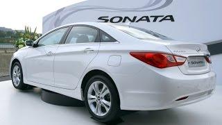 Хендай Соната (Hyundai Sonata) - Характеристики и комплектации