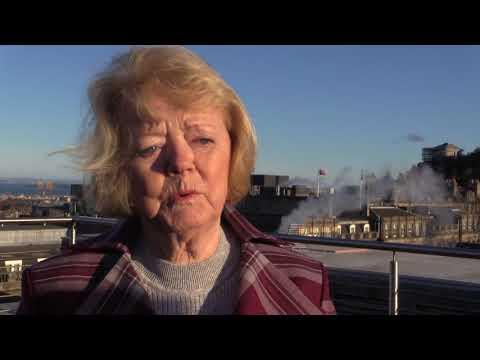 Edinburgh Cheer - Ann Budge