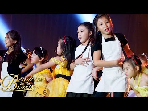 Be Our Guest by YoungStars & Popstars 2 | Christmas Concert 2017