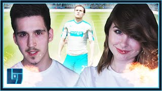 iLukas vs Leah LC - FIFA16: 1v1 | Legends of Gaming