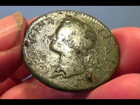 Metal Detecting UK (822) XP Deus - 1752 Hibernia & Britannia