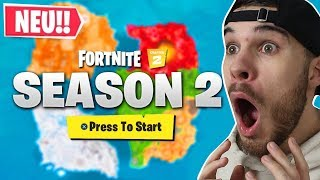 Die *ERSTEN LEAKS* zu Fortnite Season 2.... | Fortnite Battle Royale Live