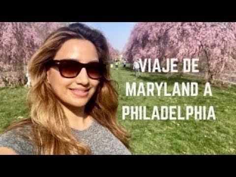 Viaje de Maryland a Philadelphia