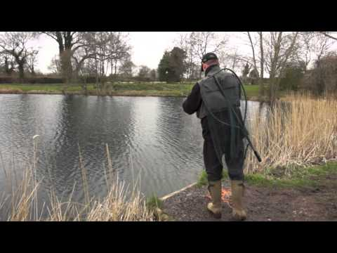 How To Fish Dever Springs Trout Fishery With Allan & JT