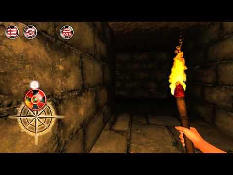Лабиринт Минотавра оригинальная Android игра в жанре Survival Horror