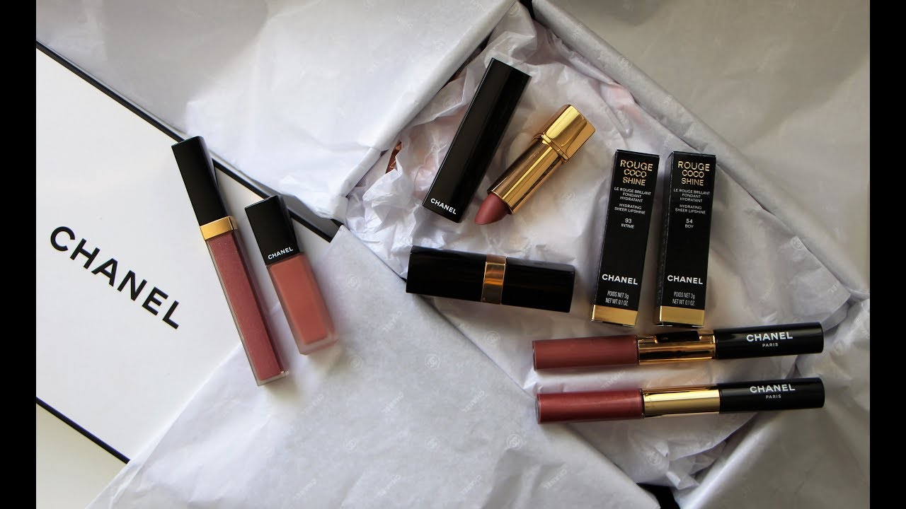 a6059dc0f49148 CHANEL Must Have Lipsticks | DreDreDoesMakeup - YouTube