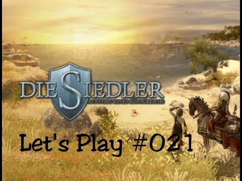 Let's Play Siedler (Aufstieg eines Königreiches) #021 [HD] - 5000 Jahre!