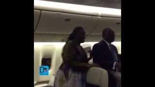 Le président a quitté Dakar par vol régulier pour se rendre aux USA (VIDÉO)