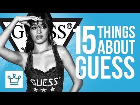 15 Things You Didn't Know About GUESS