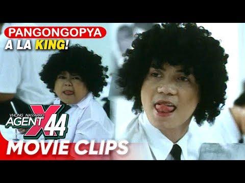 Paano mangopya à la King at Junior?   'Agent X44'   Movie Clips