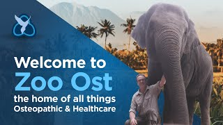 Welcome to Zoo Ost, the home of all things osteopathic and healthcare related