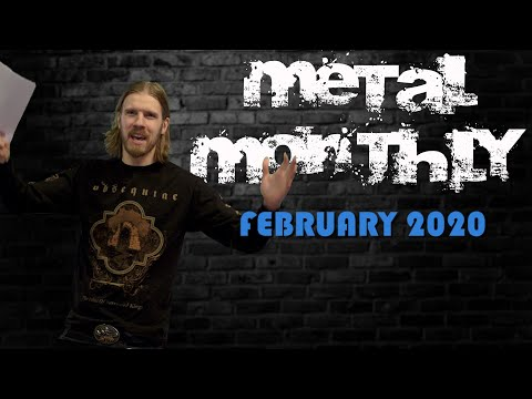BangerTV | Best Metal Releases February 2020: Aktor, Exhumation, Godthrymm, Necrowretch, Verikalpa