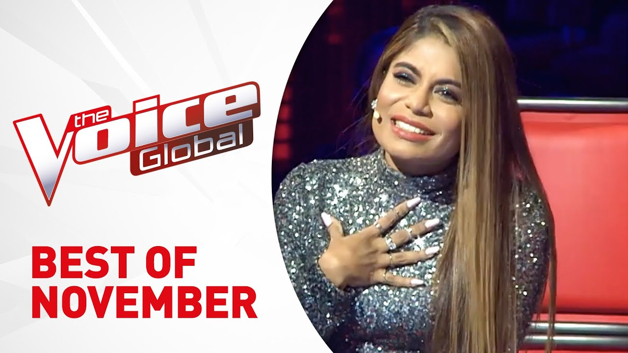 BEST OF NOVEMBER 2020 in The Voice