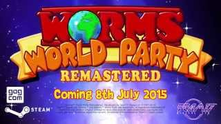 Worms World Party Remastered | Team17