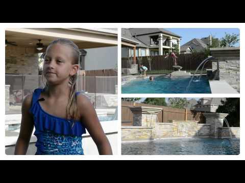Denali Pools Brown Swimming Pool Testimonial, Round Rock