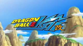 Dragon Ball Z Kai Departure Opening