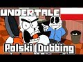 (Dubbing PL) UNDERTALE Animated Short | Funny Bones !