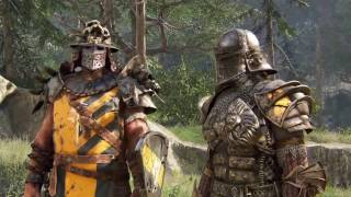 For Honor Walkthrough Gameplay Part 2-The Blackstone Region (Knight Campaign)