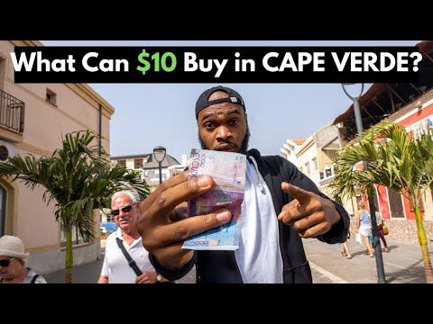 WhatCan$10Buyin CAPE VERDE?