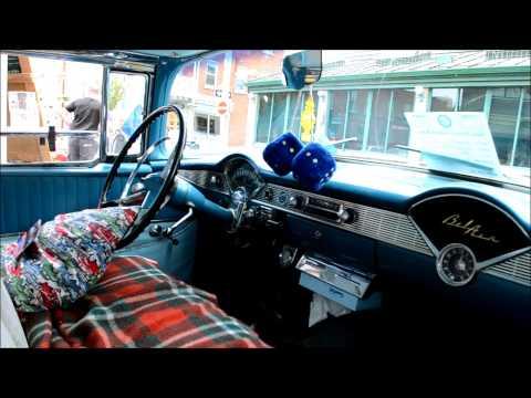 ORIGINAL 1956 CHEVY BEL AIR COUPE - NON V8