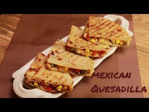 Mexican Quesadilla Recipe, Kids Recipe Quick And Easy