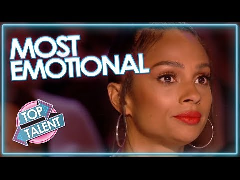 MOST INSPIRATIONAL AND EMOTIONAL Auditions PART 2 | Top Talent