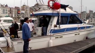 Deep Sea fishing in Asturias