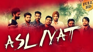 Asliyat | hindi rap | latest music video by guru bhai (rapper) new hindi rap songs 2017