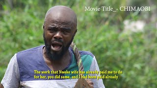 Chimaobim 4 || Hunt for Soulmate || hard work gives wife with chief imo. Confessing white lady - Chief Imo Comedy