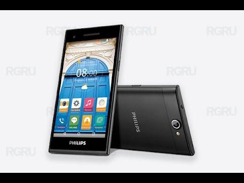 Mobile Phone Philips S309 / Мобильный телефон Philips S309
