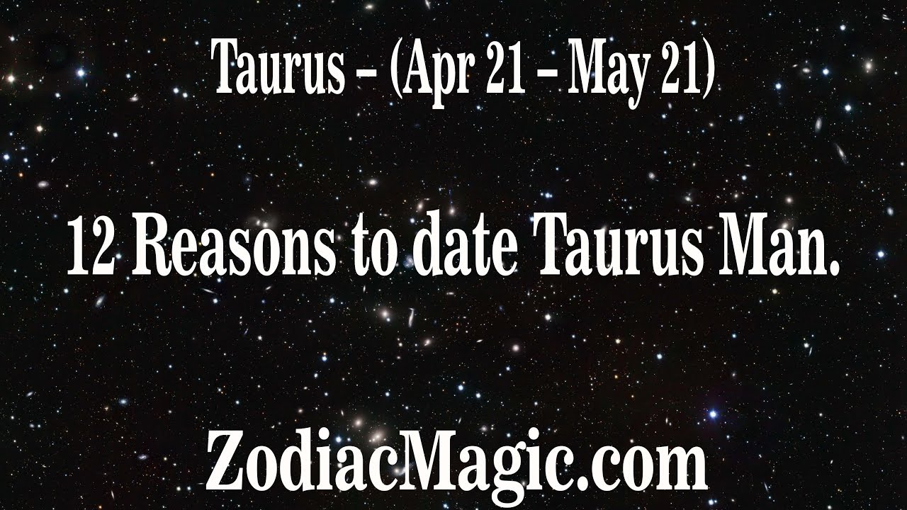 things to know about dating a taurus man