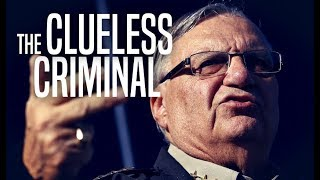 Joe Arpaio Has Absolutely No Idea Why He's Running for the Senate
